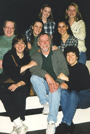 The Cast of Jake's Women